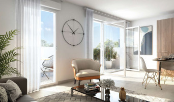 Simandres programme immobilier neuve « Naturéa » en Loi Pinel  (2)