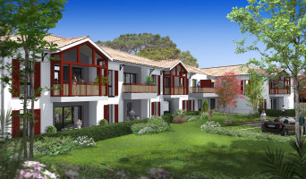 Biscarrosse programme immobilier neuf « Ô'Lac