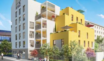 Villeurbanne programme immobilier neuve « Haven Hall » en Loi Pinel  (2)