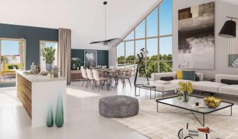 Villeurbanne programme immobilier neuve « Haven Hall » en Loi Pinel  (3)