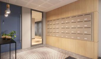 Villeurbanne programme immobilier neuve « Haven Hall » en Loi Pinel  (4)