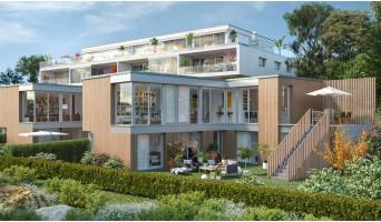 Mont-Saint-Aignan programme immobilier rénové « Le Domaine des Oliviers » en loi pinel