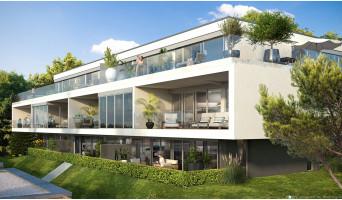 Mont-Saint-Aignan programme immobilier neuve « Le Domaine des Oliviers » en Loi Pinel  (4)