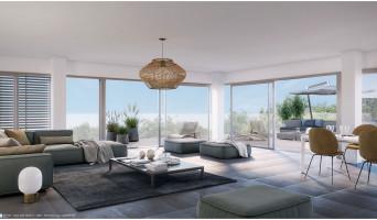 Mont-Saint-Aignan programme immobilier neuve « Le Domaine des Oliviers » en Loi Pinel  (5)