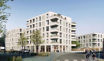 Lille programme immobilier rénové « Secret Garden » en loi pinel