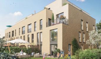 Roncq programme immobilier rénové « Factory » en loi pinel