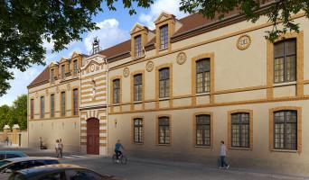 Fontainebleau programme immobilier rénové « 1708 »