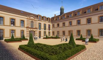 Fontainebleau programme immobilier à rénover « 1708 » en Monument Historique  (2)