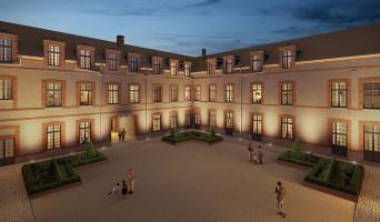 Fontainebleau programme immobilier à rénover « 1708 » en Monument Historique  (3)