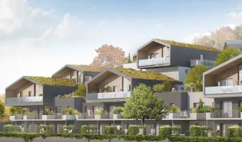 Clermont-Ferrand programme immobilier neuf « Le Clos d'Antoine » en Loi Pinel