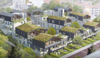 Clermont-Ferrand programme immobilier neuve « Le Clos d'Antoine » en Loi Pinel  (2)