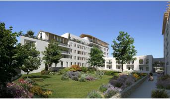 Marseille programme immobilier rénové « Envy » en loi pinel