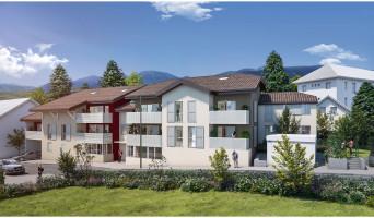 Thonon-les-Bains programme immobilier rénové « Le Clos D'Avully » en loi pinel