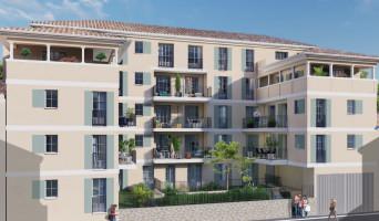 Nîmes programme immobilier neuf « Le Petit Louvre » en Loi Pinel
