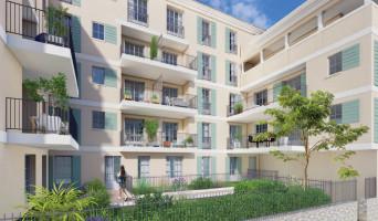 Nîmes programme immobilier neuve « Le Petit Louvre » en Loi Pinel  (2)