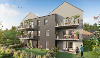 Nancy programme immobilier neuf « Les Villas du Parc » en Loi Pinel