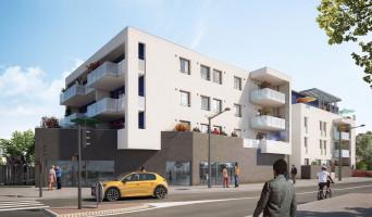 Francheville programme immobilier rénové « L'Inattendu » en loi pinel
