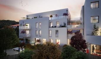 Francheville programme immobilier neuve « L'Inattendu » en Loi Pinel  (2)