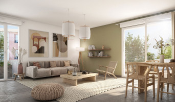 Francheville programme immobilier neuve « L'Inattendu » en Loi Pinel  (4)