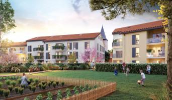 Rillieux-la-Pape programme immobilier rénové « Green Village » en loi pinel