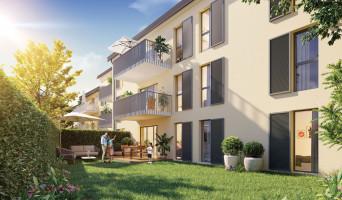 Rillieux-la-Pape programme immobilier neuve « Green Village » en Loi Pinel  (2)