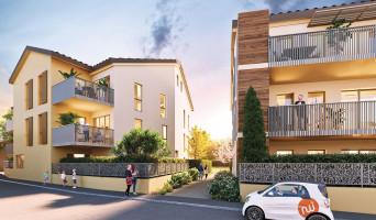 Rillieux-la-Pape programme immobilier neuve « Green Village » en Loi Pinel  (3)