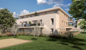 Avignon programme immobilier neuf « Le Clos de la Mathe 2 » en Loi Pinel