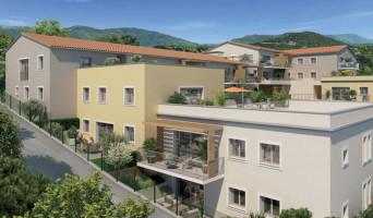 Cogolin programme immobilier neuve « Castel Lorenzo » en Loi Pinel  (2)