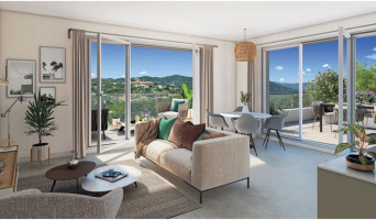 Cogolin programme immobilier neuve « Castel Lorenzo » en Loi Pinel  (3)