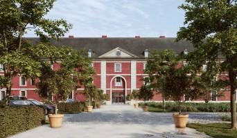 Douai programme immobilier rénové « Les Jardins de Caux »