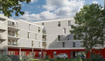 Poitiers programme immobilier rénové « EKO'Logie » en loi pinel
