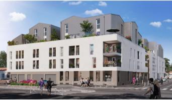 La Rochelle programme immobilier rénové « Tamaris » en loi pinel