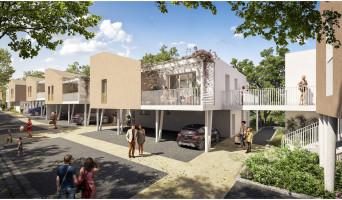 Artigues-près-Bordeaux programme immobilier rénové « Orée du Bois » en loi pinel
