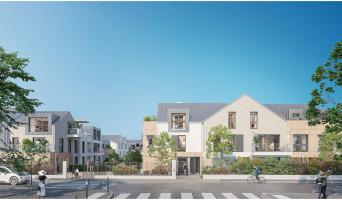Chevilly-Larue programme immobilier rénové « Jardin Floral » en loi pinel
