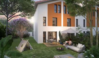 Toulouse programme immobilier neuf « L'Éclat des Violettes »