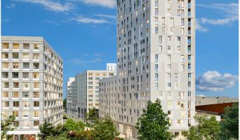 Bordeaux programme immobilier neuf « Quai Neuf - Adelaïde