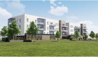 Mulhouse programme immobilier rénové « Square 112 » en loi pinel