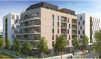 Reims programme immobilier neuf « Métropolis