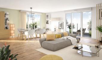 Reims programme immobilier neuve « Métropolis » en Loi Pinel  (2)
