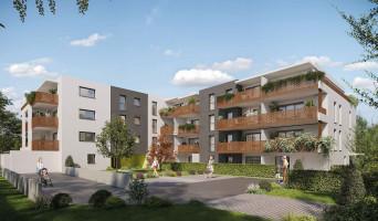 La Motte-Servolex programme immobilier rénové « Trait d'Union » en loi pinel