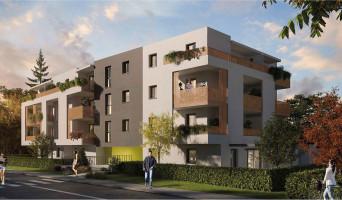 La Motte-Servolex programme immobilier neuve « Trait d'Union » en Loi Pinel  (2)