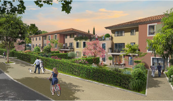 Le Puy-Sainte-Réparade programme immobilier neuve « Collection Nature » en Loi Pinel