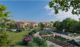Le Puy-Sainte-Réparade programme immobilier neuve « Collection Nature » en Loi Pinel  (2)