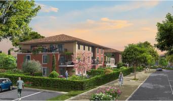 Le Puy-Sainte-Réparade programme immobilier neuve « Collection Nature » en Loi Pinel  (3)