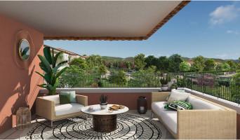Le Puy-Sainte-Réparade programme immobilier neuve « Collection Nature » en Loi Pinel  (4)