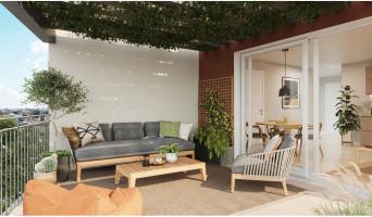 Saint-André-de-la-Roche programme immobilier rénové « Coeur Saint André » en loi pinel