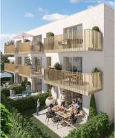 Brest programme immobilier neuve « Le K » en Loi Pinel  (3)