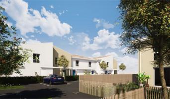 Artigues-près-Bordeaux programme immobilier neuve « Le Hameau de Techeney »  (2)