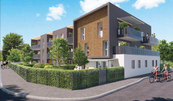 Mainvilliers programme immobilier rénové « Jardin Aristide » en loi pinel