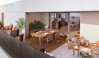 Toulouse programme immobilier neuve « Ô Brienne » en Loi Pinel  (2)